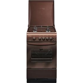 Плита Gefest ПГ 3200-06 К19 газовая коричневая