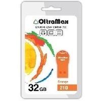 OLTRAMAX OM-32GB-210 оранжевый. Интернет-магазин Vseinet.ru Пенза