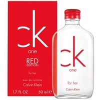 CK ONE RED EDITION lady 50ml edT. Интернет-магазин Vseinet.ru Пенза