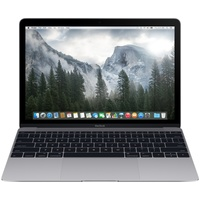 Apple MacBook 12 MLH82RU/A Space Gray (Intel Core M5 1.2 GHz/8192Mb/512Gb SSD/No ODD/Intel HD Graphics/Wi-Fi/Bluetooth/Cam/12.0/2304x1440/Mac OS X). Интернет-магазин Vseinet.ru Пенза