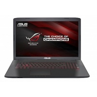 ASUS ROG GL752VW-T4236T 90NB0A42-M03120 (Intel Core i5-6300HQ 2.3 GHz/8192Mb/2000Gb + 128Gb SSD/DVD-RW/nVidia GeForce GTX 960M 2048Mb/Wi-Fi/Cam/17.3/1920x1080/Windows 10 64-bit). Интернет-магазин Vseinet.ru Пенза