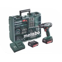 Metabo BS 14.4 2х2.0 LiIon 602206880. Интернет-магазин Vseinet.ru Пенза