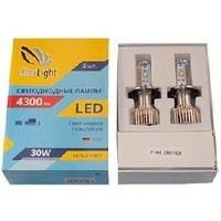 Лампа LED Clearlight H7 4300 lm. Интернет-магазин Vseinet.ru Пенза