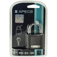 Замок висячий Apecs PD-01-38-Blister. Интернет-магазин Vseinet.ru Пенза