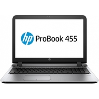 HP ProBook 455 G3 P4P65EA (AMD A10-8700P 1.8 GHz/4096Mb/500Gb/DVD-RW/AMD Radeon R6/Wi-Fi/Bluetooth/Cam/15.6/1366x768/Windows 7 64-bit). Интернет-магазин Vseinet.ru Пенза