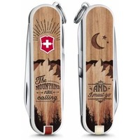 "Нож перочинный Victorinox Classic LE2016 ""The Mountains are Calling"" (0.6223.L1604) 7 функций. Интернет-магазин Vseinet.ru Пенза"