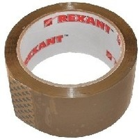 REXANT 48мм х 66м, 50мкм коричневый (6). Интернет-магазин Vseinet.ru Пенза