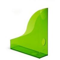 Лоток вертикальный Durable 1701712017 Rack Basic A4 73х306х241мм прозрачный/зеленый. Интернет-магазин Vseinet.ru Пенза