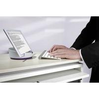Подставка Durable 7611-12 Varicolor для планшета серый/фиолетовый. Интернет-магазин Vseinet.ru Пенза