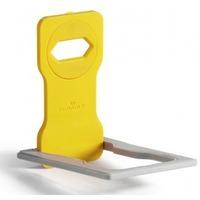 Подставка Durable 7735-04 Varicolor для мобильного телефона 84x134x4.5мм желтый/серый. Интернет-магазин Vseinet.ru Пенза