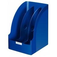 Лоток вертикальный Esselte 52390035 Jumbo Plus для бумаг синий пластик. Интернет-магазин Vseinet.ru Пенза