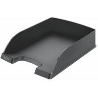 Лоток горизонтальный Esselte 52270095 A4 черный пластик. Интернет-магазин Vseinet.ru Пенза