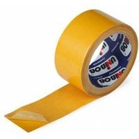 Клейкая лента двусторонняя Unibob 41141 шир.50мм дл.10м ткань. Интернет-магазин Vseinet.ru Пенза