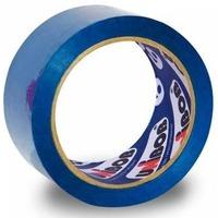 Клейкая лента упаковочная Unibob 600 41157 синяя шир.48мм дл.66м 45мкр. Интернет-магазин Vseinet.ru Пенза