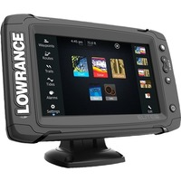 Эхолот Lowrance ELITE-7Ti Mid/High/TotalScan (000-12419-001). Интернет-магазин Vseinet.ru Пенза
