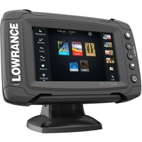 Эхолот Lowrance Elite-5Ti Mid/High/TotalScan (000-12423-001). Интернет-магазин Vseinet.ru Пенза