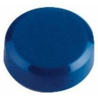 Магниты Hebel Maul для досок диаметр 20 мм синие высота 8 мм. Интернет-магазин Vseinet.ru Пенза
