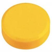 Магниты Hebel Maul для досок диаметр 30 мм желтые высота 10 мм. Интернет-магазин Vseinet.ru Пенза