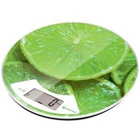 Весы кухонные Energy EN-403, зеленый «лайм»