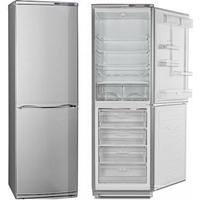 Холодильник ATLANT ХМ 6025-080, серебристый. Интернет-магазин Vseinet.ru Пенза