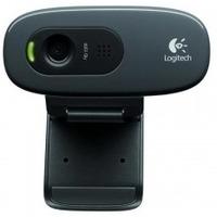 Камера Web Logitech WebCam C270 NEW (960-001063). Интернет-магазин Vseinet.ru Пенза