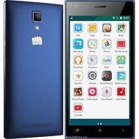 Смартфон Micromax Canvas Xpress 4G Q413 , 16 Гб, 3G/LTE, 2 SIM, синий. Интернет-магазин Vseinet.ru Пенза