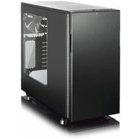 Корпус Fractal Design Define R5 Blackout Edition Window черный без БП ATX 8x120mm 8x140mm 2xUSB2.0 2xUSB3.0 audio front door bott PSU. Интернет-магазин Vseinet.ru Пенза