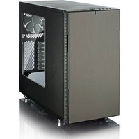 Корпус Fractal Design Define R5 Titanium Window черный/серебристый без БП ATX 9x120mm 9x140mm 2xUSB2.0 2xUSB3.0 audio front door bott PSU. Интернет-магазин Vseinet.ru Пенза