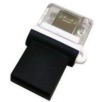 Флешка SmartBuy POKO  SB16GBPO-K 16Гб, USB 2.0 + microUSB, черная (SB16GBPO-K). Интернет-магазин Vseinet.ru Пенза