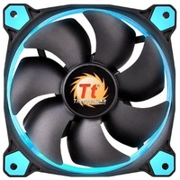 Thermaltake Fan Tt Riing 14 LED 140mm Blue CL-F039-PL14BU-A. Интернет-магазин Vseinet.ru Пенза