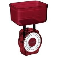 Весы кухонные Lumme LU-1301, темно-красный. Интернет-магазин Vseinet.ru Пенза