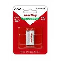 Аккумулятор AAA SmartBuy SBBR-3A02BL800, Ni-MH, 800 mAh, 1.2 V (в упаковке 2 шт., цена за 1 шт.). Интернет-магазин Vseinet.ru Пенза