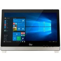 "Моноблок IRU Office K2101 21.5"" Full HD i3 4160 (3.6)/4Gb/500Gb 5.4k/HDG4400/DVDRW/CR/Windows 7 Professional 64/GbitEth/WiFi/BT/300W/клавиатура/мышь/Cam/черный 1920x1080. Интернет-магазин Vseinet.ru Пенза"