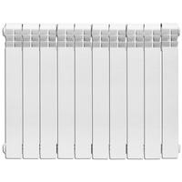 Радиатор алюминевый KONNER LUX 80/500, 6 секции. Интернет-магазин Vseinet.ru Пенза