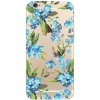 Чехол-крышка DEPPA Art Case iPhone 6/6s Flowers Незабудка (100103). Интернет-магазин Vseinet.ru Пенза