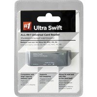 Карт-ридер USB2.0 Reader Defender Ultra Swift microSD/SD/MS/M2. Интернет-магазин Vseinet.ru Пенза