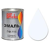 """Эмаль ПФ-115 (Белая 0.8 кг """"Витеко""""). Интернет-магазин Vseinet.ru Пенза"""