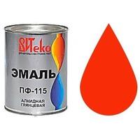 """Эмаль ПФ-115 (Красная 0.8 кг """"Витеко""""). Интернет-магазин Vseinet.ru Пенза"""