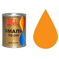 """Эмаль ПФ-266 д/пола (Желто-коричневая 0.8 кг """"Витеко""""). Интернет-магазин Vseinet.ru Пенза"""