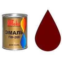 """Эмаль ПФ-266 д/пола (Красно-коричневая 0.8 кг """"Витеко""""). Интернет-магазин Vseinet.ru Пенза"""