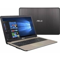 "Ноутбук Asus X540LJ-XX187T Core i5 5200U/4Gb/500Gb/DVD-RW/nVidia GeForce 920M 1Gb/15.6""/HD (1366x768)/Windows 10/black/WiFi/Cam. Интернет-магазин Vseinet.ru Пенза"