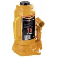 Домкрат гидравлический бутылочный, 16 т, h подъема 220-420 мм// SPARTA арт.50327. Интернет-магазин Vseinet.ru Пенза