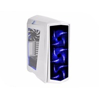 SilverStone Case Ss Primera PM01WA-W White-Blue Light SST-PM01WA-W. Интернет-магазин Vseinet.ru Пенза