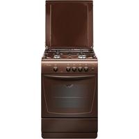 Плита Gefest ПГ 1200 С7 К19 газовая коричневая. Интернет-магазин Vseinet.ru Пенза