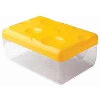 Контейнер для сыра (желтый) арт.4312447 Бытпласт. Интернет-магазин Vseinet.ru Пенза