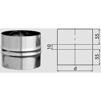 Адаптер ПП (430/0,5 мм) Ф130 fm17.130.1.F. Интернет-магазин Vseinet.ru Пенза