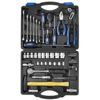 Набор слесарно-монтажного инструмента СИБИН 27765-H56, 56 предметов. Интернет-магазин Vseinet.ru Пенза