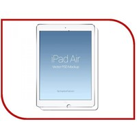 Защитная пленка MOMAX Crystal Clear для iPad Air Transparent. Интернет-магазин Vseinet.ru Пенза