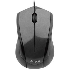 Мышь A4Tech N-400-1 V-Track проводная, USB,