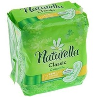 Прокладки Naturella Classic без крылышек Camomile Normal Single, 12шт. Интернет-магазин Vseinet.ru Пенза
